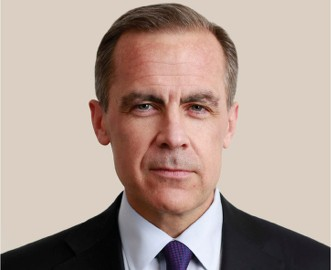 Mark Carney Bank of England